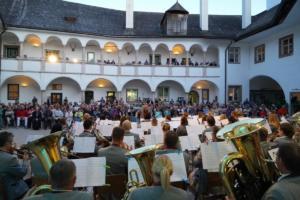 Konzert Schloss Ort 14.08.2019 - MV Offenhausen12