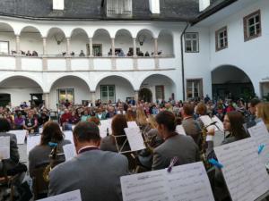 Konzert Schloss Ort 14.08.2019 - MV Offenhausen22