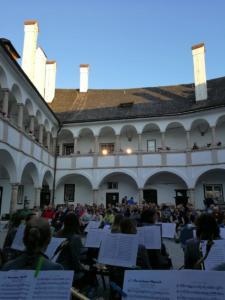 Konzert Schloss Ort 14.08.2019 - MV Offenhausen25