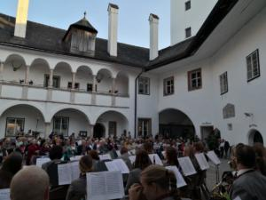 Konzert Schloss Ort 14.08.2019 - MV Offenhausen27