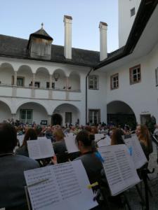 Konzert Schloss Ort 14.08.2019 - MV Offenhausen29