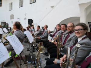 Konzert Schloss Ort 14.08.2019 - MV Offenhausen30