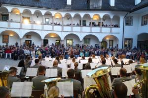 Konzert Schloss Ort 14.08.2019 - MV Offenhausen7