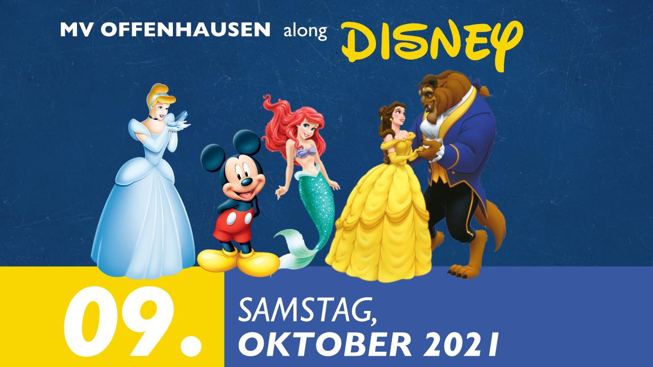 Herbstkonzert Disney MV Offenhausen